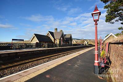 Dent Railway Station Poster