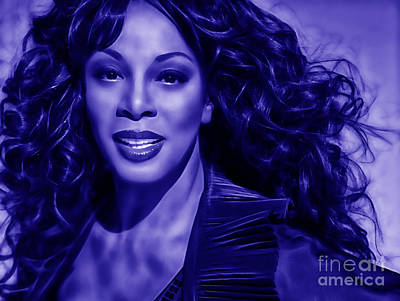 Donna Summer Collection Poster