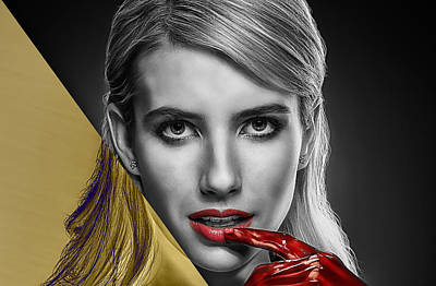 Emma Roberts Collection Poster