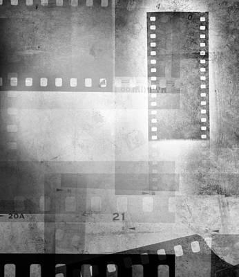 Film Negatives Poster