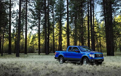 Ford F-150 Poster