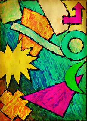 Funky Fanfare Poster