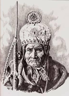 Geronimo Poster