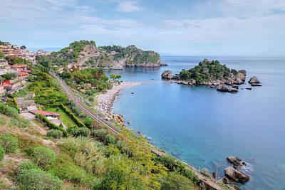Isola Bella - Sicily Poster