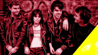 Joan Jett And The Blackhearts Collection Poster