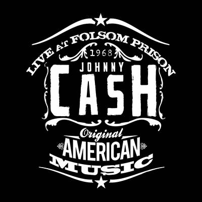 Johnny Cash Poster by Hans Wolfgang Muller Leg