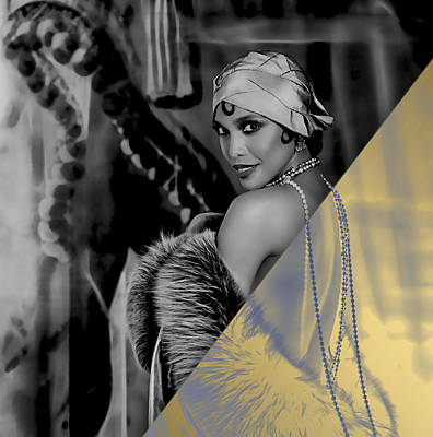 Josephine Baker Collection Poster