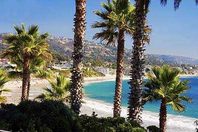 Laguna Beach California Coast Poster by Utah Images