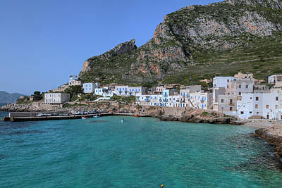 Levanzo - Sicily Poster by Joana Kruse