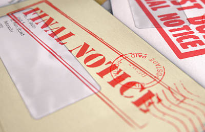 Mail Stack Poster