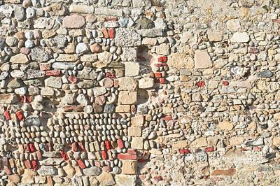 Medieval Ruins Poster
