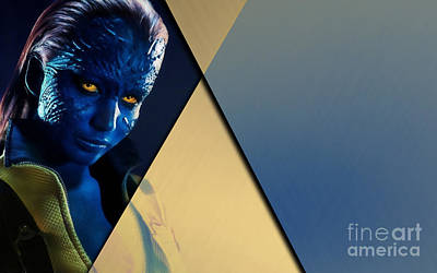Mystique Collection Poster