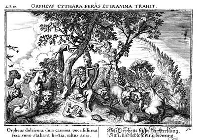 Mythology: Orpheus Poster
