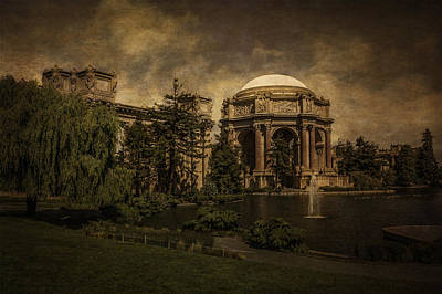 Poster featuring the photograph Palace Of Fine Arts by Ryan Photography