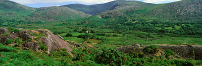 Panoramic View Of Healy Pass, Cork Poster by Panoramic Images