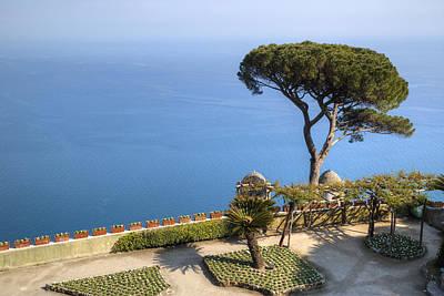 Ravello - Amalfi Coast Poster by Joana Kruse