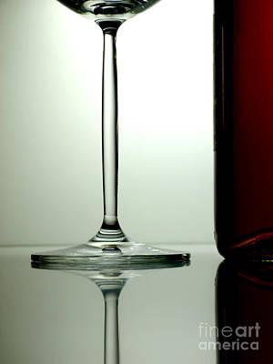 Red Wine Poster by Andreas Berheide