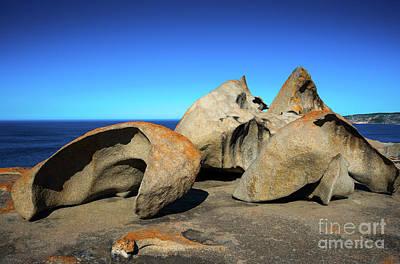 Remarkable Rocks Poster