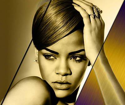 Rhianna Collection Poster