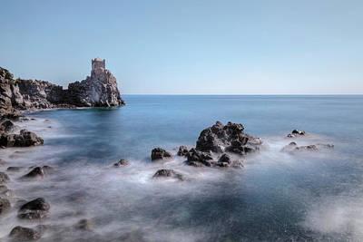 Santa Tecla - Sicily Poster by Joana Kruse
