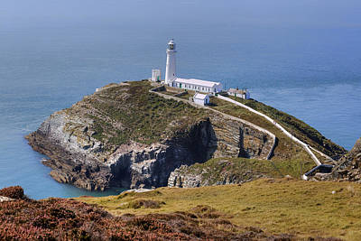 South Stack - Wales Poster