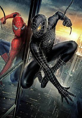 Spider-man 3 2007 Poster