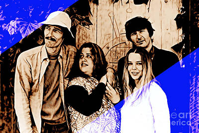 The Mamas And The Papas Collection Poster