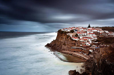Poster featuring the photograph Upcoming Storm by Jorge Maia