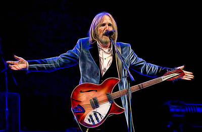 Tom Petty Collection Poster