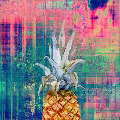 Tropical Poster by Mark Ashkenazi