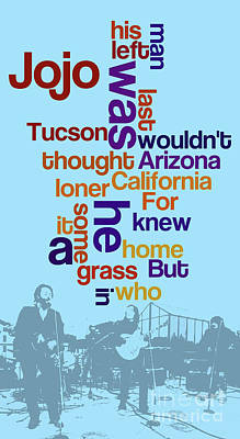 What Is The Name Of The Song? Funny Poster And Game For Music Lovers Poster by Pablo Franchi
