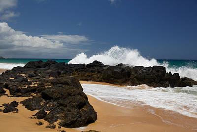 Kauai Shoreline Poster