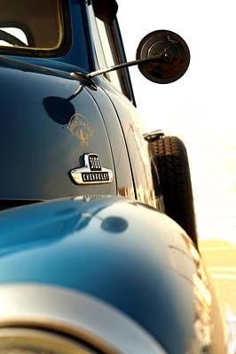 3100 Chevrolet Poster by Mark Rogan