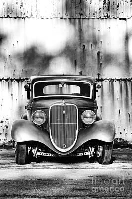 33 Ford V8 Poster