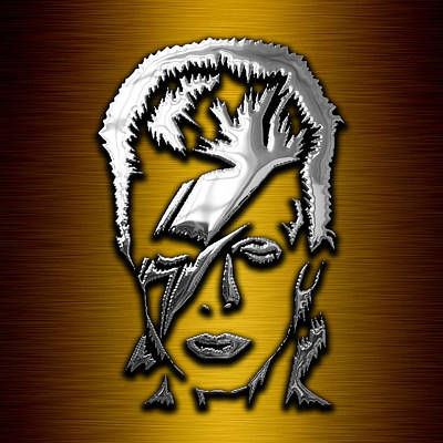 David Bowie Collection Poster
