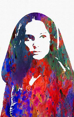 Star Wars Poster by Elena Kosvincheva