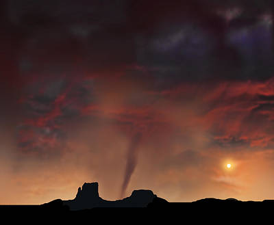 3884 Poster by Peter Holme III
