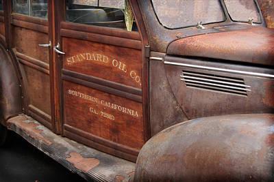 39 Soc Woody Poster