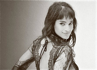 Actress And Dancer Sofia Boutella  Poster by Best Actors