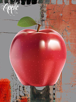 Apple Collection Poster