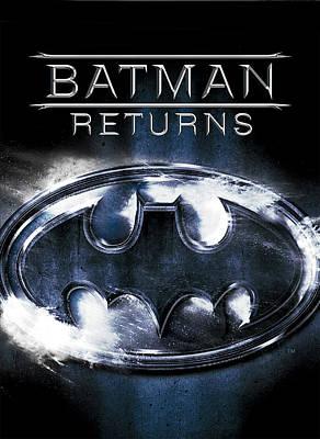 Batman Returns 1992 Poster by Unknown