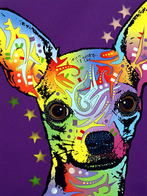 Chihuahua Poster by Dean Russo