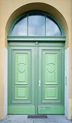 Doorway Poster by Tom Gowanlock