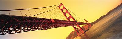 Golden Gate Bridge San Francisco Ca Usa Poster