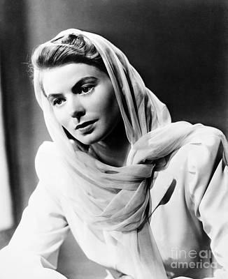 Ingrid Bergman (1915-1982) Poster
