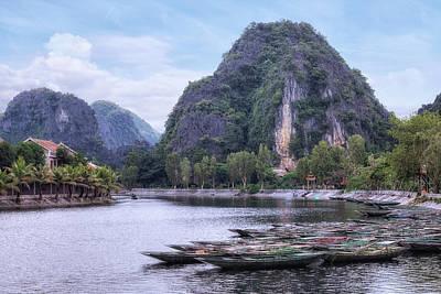Ninh Binh - Vietnam Poster by Joana Kruse
