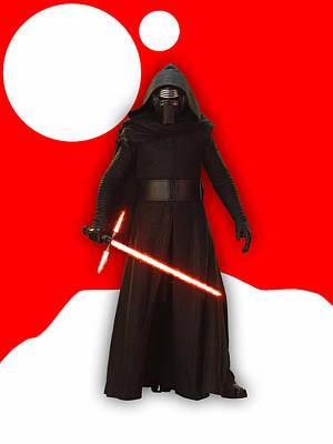 Star Wars Kylo Ren Collection Poster