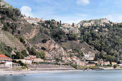 Taormina - Sicily Poster by Joana Kruse