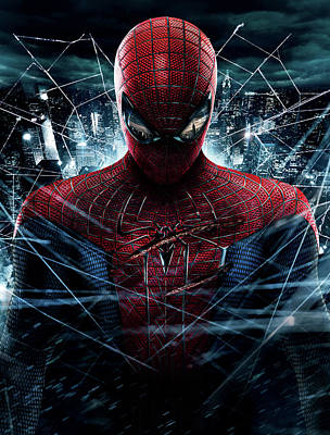 The Amazing Spider Man 2012 Poster