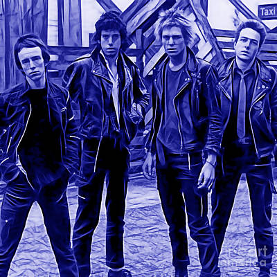 The Clash Collection Poster